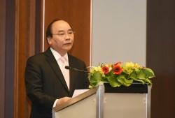 Thủ tướng dự diễn đàn doanh nghiệp Việt - Đức