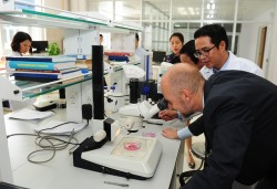 VPI tập trung phát triển sản phẩm khoa học chất lượng cao