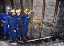 Mỏ Hầm lò II trước thách thức diện sản xuất bị thu hẹp