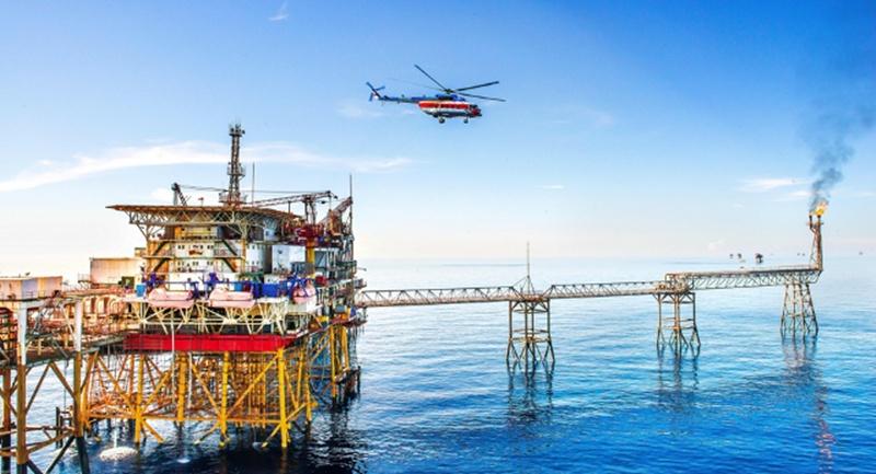 Vietsovpetro gặp khó khăn trong khai thác dầu thô