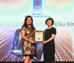 Năm thứ chín PVFCCo đoạt giải Báo cáo thường niên tốt nhất