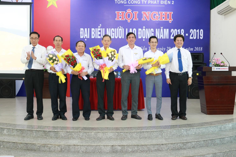 GENCO 2 tổ chức thành công Hội nghị Đại biểu Người lao động 3