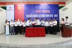 GENCO 2 tổ chức thành công Hội nghị Đại biểu Người lao động