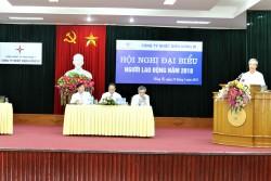 Nhiệt điện Uông Bí tổ chức Hội nghị Người lao động năm 2018