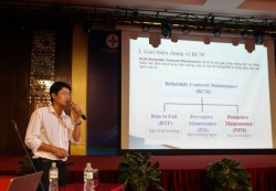 GENCO1 tổ chức Hội nghị quản lý kỹ thuật năm 2018