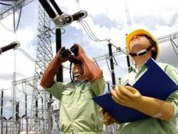 Các công trình cấp điện mùa khô bám sát tiến độ đề ra