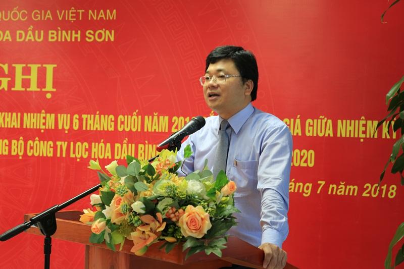 Đảng bộ BSR tổ chức hội nghị sơ kết 3