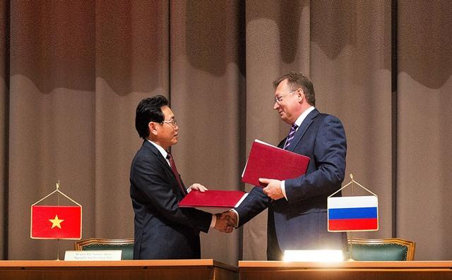 Hợp tác giữa PVN - Gazprom được củng cố và mở rộng 2