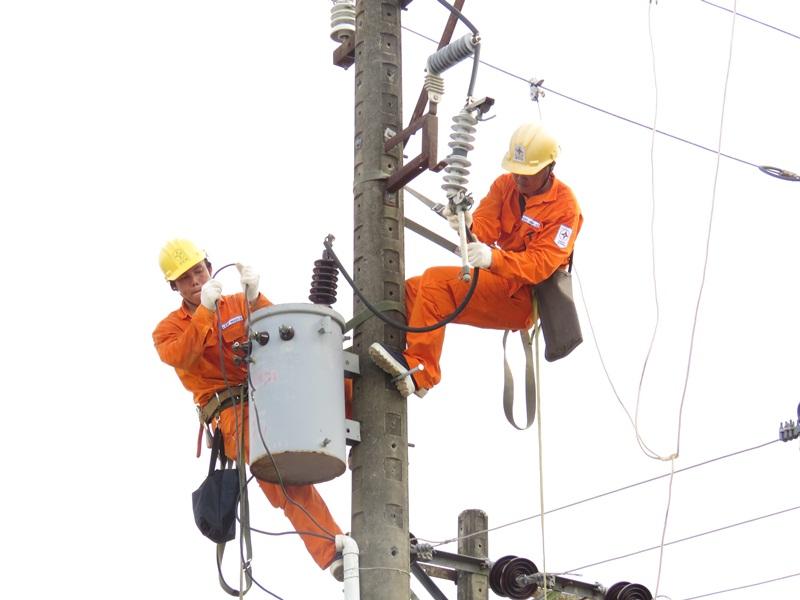 Đẩy nhanh tiến độ các dự án điện nông thôn tại Bạc Liêu 1