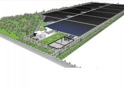Chấp thuận đầu tư dự án điện mặt trời Bình An