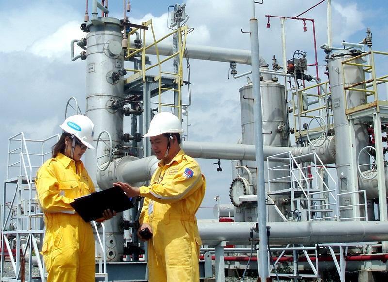 KĐN vượt mức sản lượng khí tiếp nhận và tiêu thụ 1