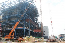 PVN quyết tâm đưa Nhiệt điện Thái Bình 2 về đích sớm nhất