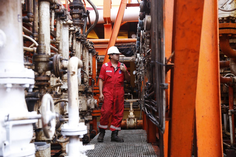 PVEP đặt mục tiêu sản lượng cả năm đạt 4,06 triệu tấn quy dầu