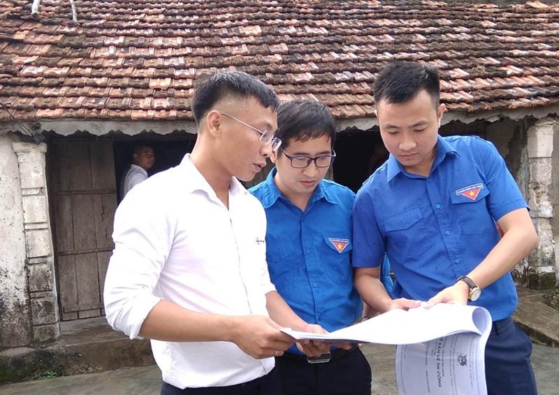 Đoàn Thanh niên EVN xây nhà tình nghĩa tại Quảng Bình 3