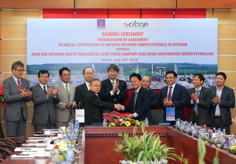 Nâng cao năng lực cạnh tranh cho Lọc dầu Dung Quất 1