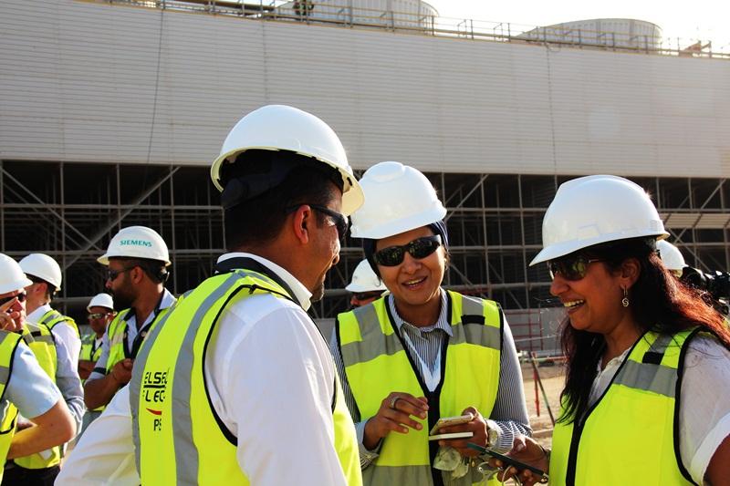 Siemens lập kỷ lục mới khi hoàn thành siêu dự án điện tại Ai Cập 2