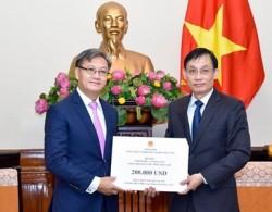 Việt Nam hỗ trợ Lào khắc phục sự cố thủy điện ở Attapeu