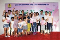 GENCO3: Sôi nổi Tháng hàng động vì trẻ em và ngày Gia đình Việt Nam