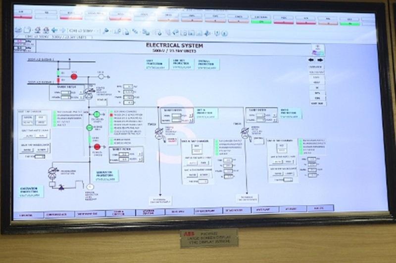Đóng nhận điện ngược thành công dự án Nhiệt điện Vĩnh Tân 4 (MR) 2