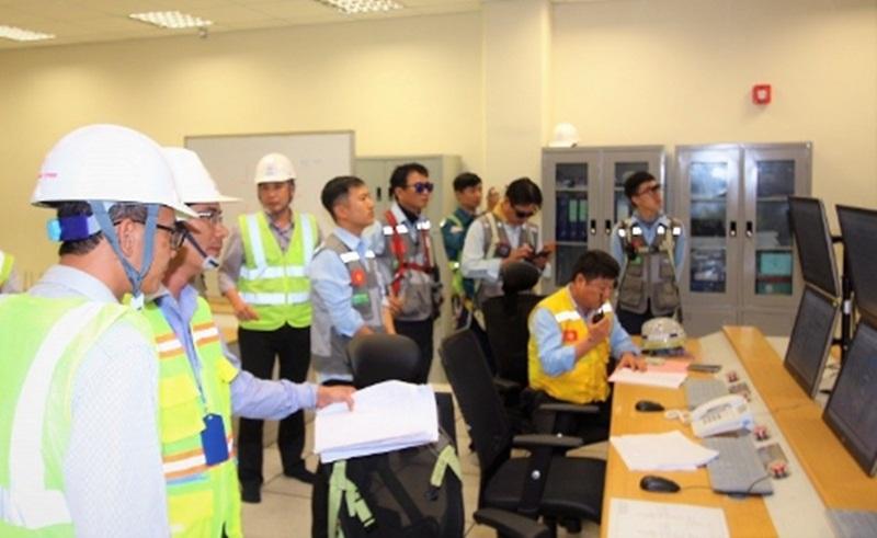 Đóng nhận điện ngược thành công dự án Nhiệt điện Vĩnh Tân 4 (MR) 1