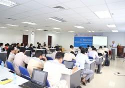 Nhiệt điện Duyên Hải tổ chức lớp đào tạo văn hóa doanh nghiệp