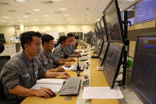 Công ty Nhiệt điện Vĩnh Tân: Góp phần đảm bảo điện mùa khô 1