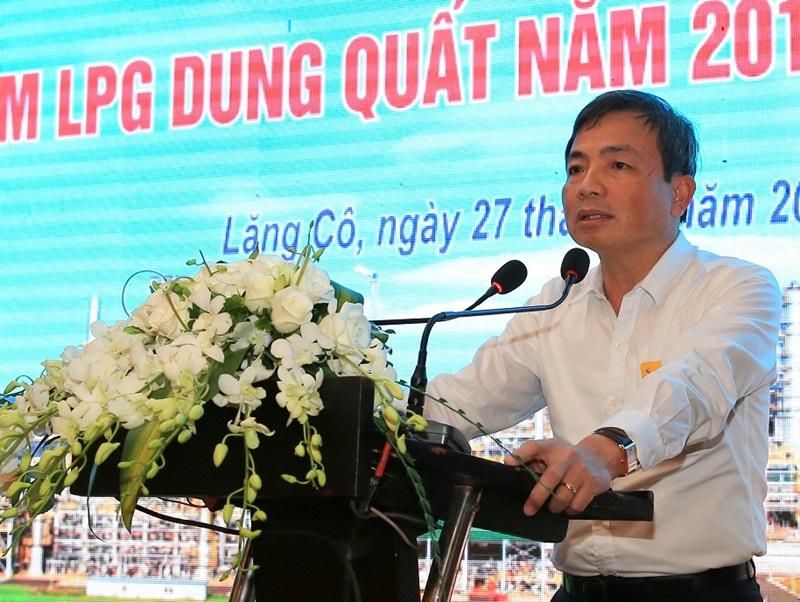 Đẩy mạnh tiêu thụ sản phẩm LPG của Lọc dầu Dung Quất 1