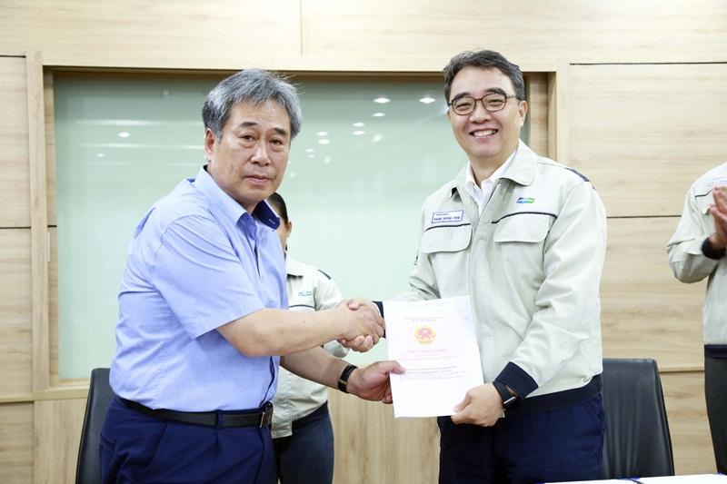 Doosan Vina hỗ trợ doanh nghiệp Hàn Quốc đầu tư tại Việt Nam 2