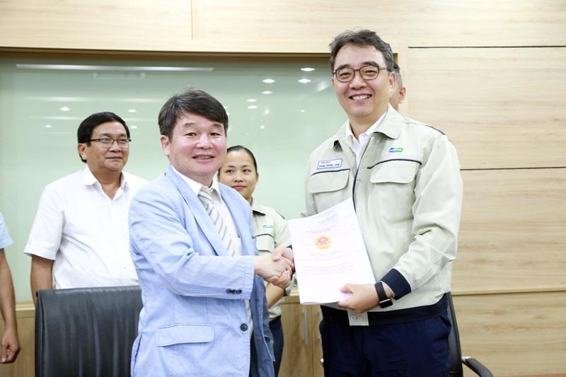 Doosan Vina hỗ trợ doanh nghiệp Hàn Quốc đầu tư tại Việt Nam 4