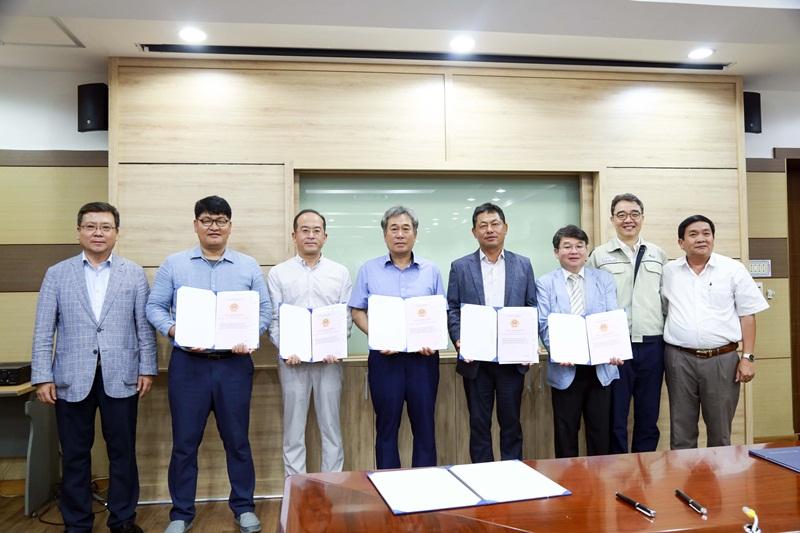 Doosan Vina hỗ trợ doanh nghiệp Hàn Quốc đầu tư tại Việt Nam 1