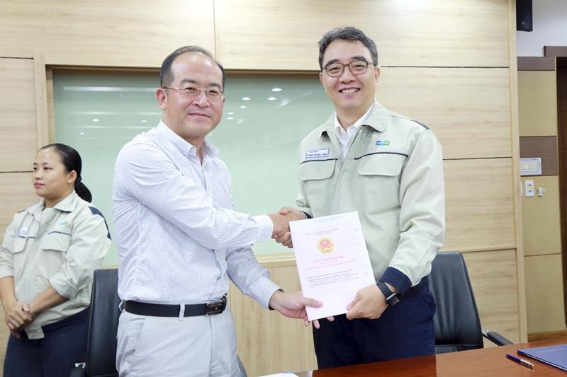 Doosan Vina hỗ trợ doanh nghiệp Hàn Quốc đầu tư tại Việt Nam 6