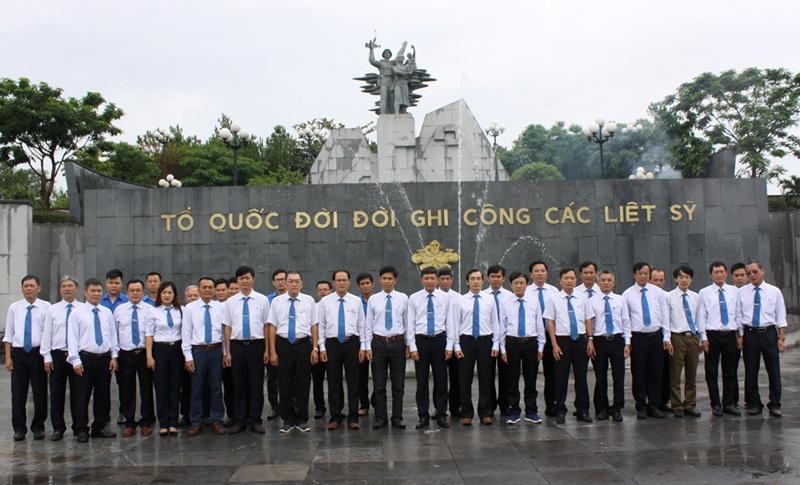 PTC2  tri ân các anh hùng liệt sĩ 2
