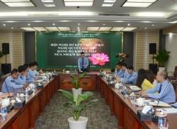 KCM không ngừng nâng cao chất lượng tổ chức Đảng