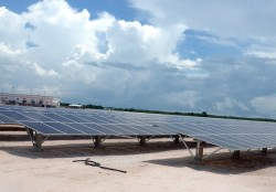 Khánh thành Nhà máy điện mặt trời LIG - Quảng Trị