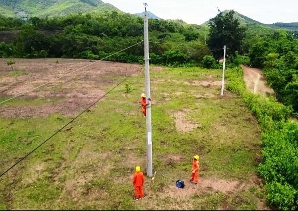 PC Ninh Thuận và mục tiêu đưa điện lưới về nông thôn
