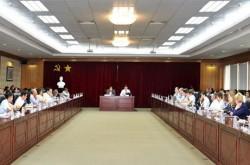 Hội đồng Vietsovpetro - Kỳ họp lần thứ 51 bắt đầu làm việc