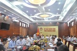 Tháo gỡ GPMB các dự án đường dây 500 kV tại Quảng Ngãi