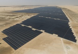 NYSE và UAE khánh thành dự án điện mặt trời lớn nhất thế giới