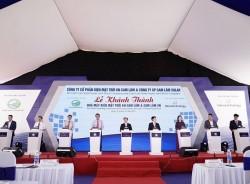Khánh thành nhà máy điện mặt trời lớn nhất Khánh Hòa