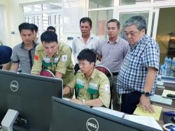 Đóng điện công trình nâng công suất Trạm biến áp 220kV Sơn Tây