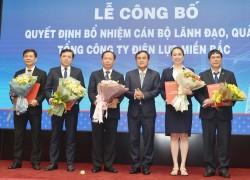 Công bố Quyết định bổ nhiệm cán bộ lãnh đạo, quản lý EVNNPC