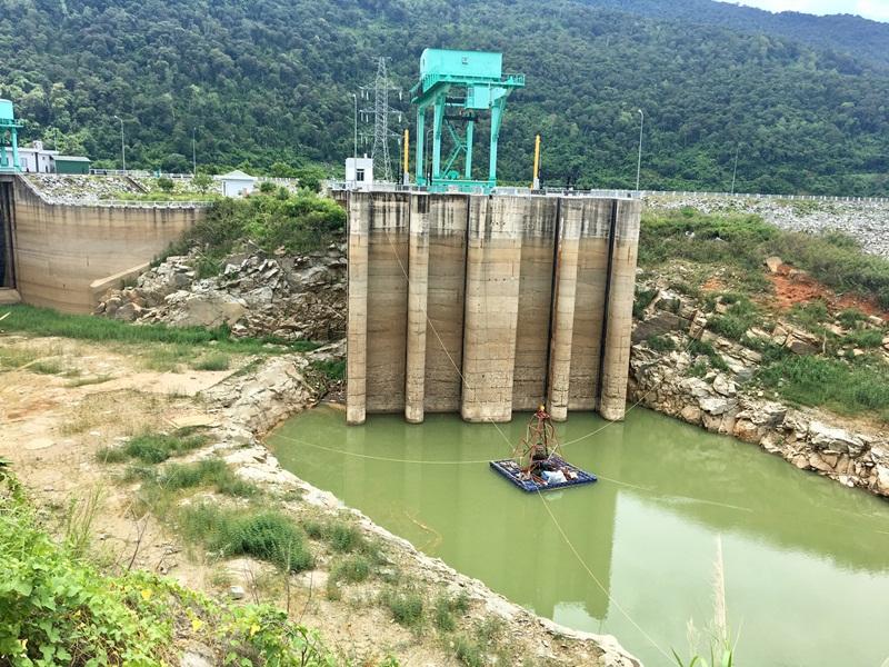 Công ty Thủy điện Buôn Kuốp vận hành điều tiết nước cho hạ du