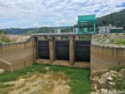 Nhiều hồ thủy điện xấp xỉ mức nước chết
