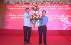 Quacontrol: Nhiều hoạt động chào mừng ngày công đoàn Việt Nam