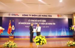 Công bố quyết định bổ nhiệm Giám đốc PC Hưng Yên