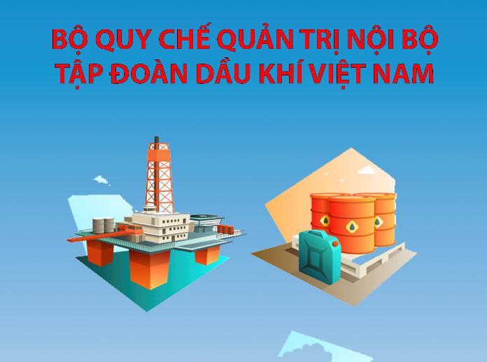 Công bố Bộ Quy chế Quản trị nội bộ Tập đoàn Dầu khí Việt Nam