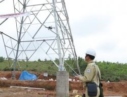 PTC2 làm tốt công tác tư vấn giám sát đường dây 500 kV (mạch 3)