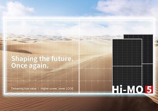 LONGi ra mắt 'Bản Mô tả kĩ thuật' mô-đun công suất lớn thế hệ mới Hi-MO5