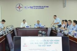 Vai trò của EVN trong công tác vận hành các nhà máy điện mặt trời