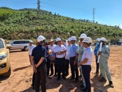 Gỡ khó về giải phóng mặt bằng ĐZ 500 kV đấu nối Nhiệt điện Nghi Sơn 2